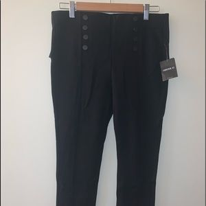 Forever 21 ponte pants lots of stretch NWT